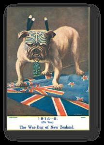 1914-15 war dog of new zealand